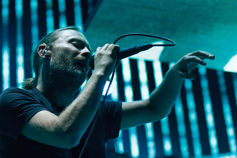Radiohead Prudential Center